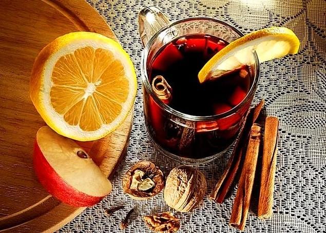 Как сделать безалкогольный глинтвейн дома рецепты