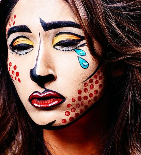 Талант и креатив: 27 потрясающих идей макияжа на Хэллоуин