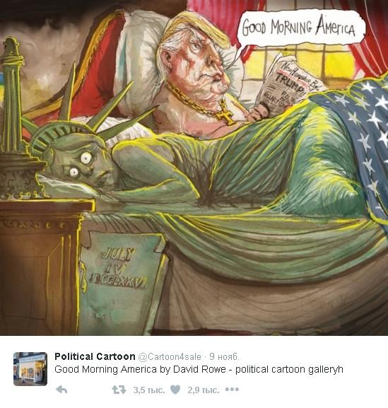 """Обещание Трампа россиянам, зверства хунты, фабрика лжи. Свежие ФОТОжабы от """"Цензор.НЕТ"""" - Цензор.НЕТ 7911"""