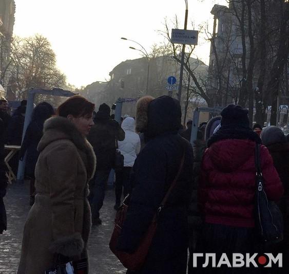 Центр Києва перекрили через загрозу терактів