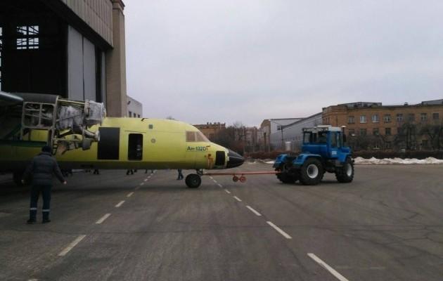 «Антонов» у грудні представить новий транспортний літак