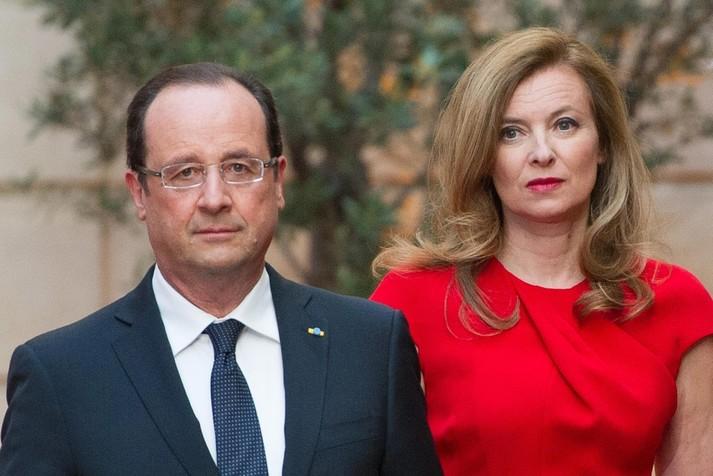 Франсуа Олланд з Тріервейлер