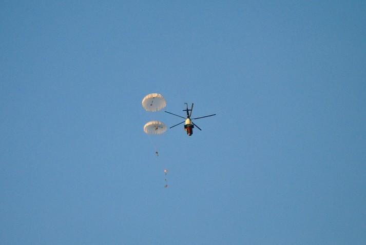 Як морпіхи удосконалюють повітрянодесантну підготовку. Фотогалерея