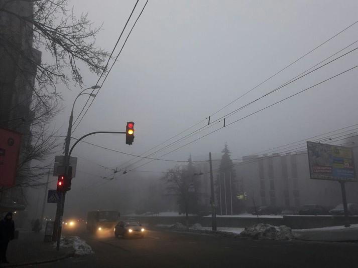 """Результат пошуку зображень за запитом """"зимовий туман"""""""