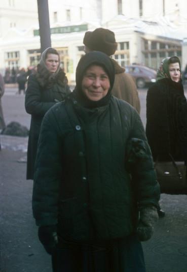 Унікальні кольорові фото СРСР 1950-х років, знайдені в американського дипломата