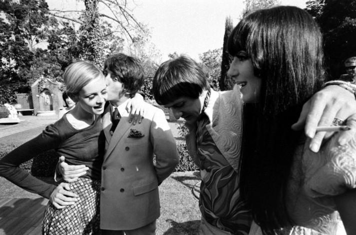 Джон Кеннеди, Бриджит Барто и советские танки в Праге глазами фотографа журнала Life