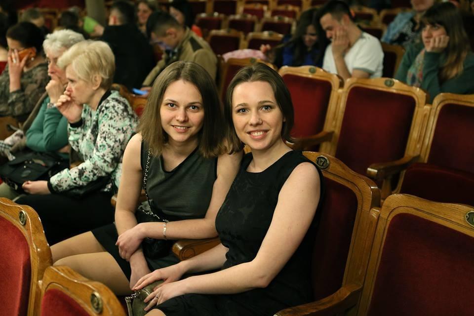 З сестрою Марією не тільки за шаховим столом, а й в оперному театрі