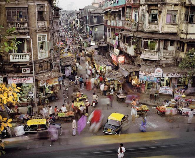 life in metro cities