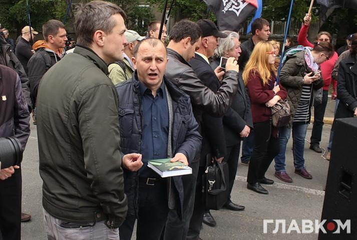 Депутат Київради Юрій Сиротюк