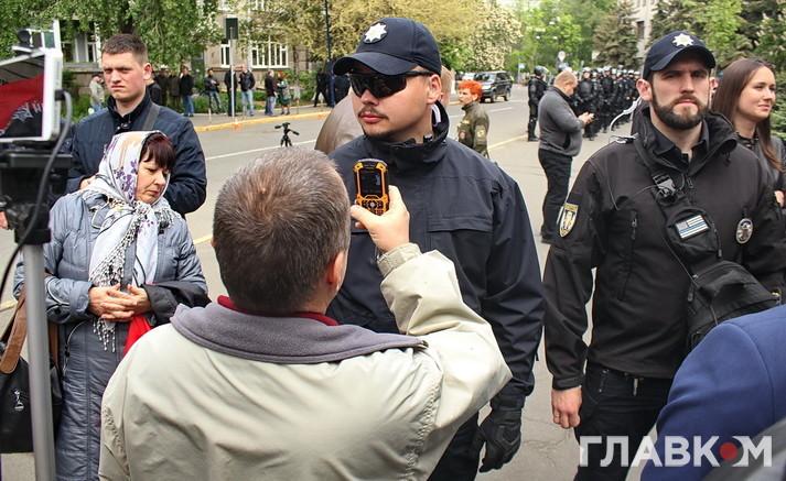 Начальник патрульної поліції Києва Юрій Зозуля