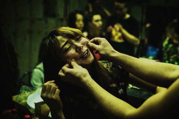 Девочки с ночных клубов фото открытие стриптиз клуб