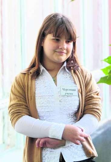 После страшного пожара Настя с родителями и младшей сестрой переехала в Киев.