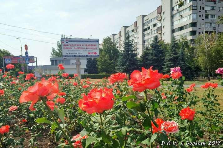 Порожні вулиці та «ДонМак» замість McDonald's. Як сьогодні виглядає окупований Донецьк