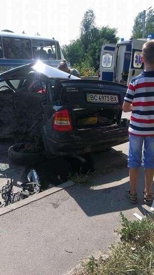 Авто власника телеканалу Zік скоїло смертельне ДТП на Львівщині