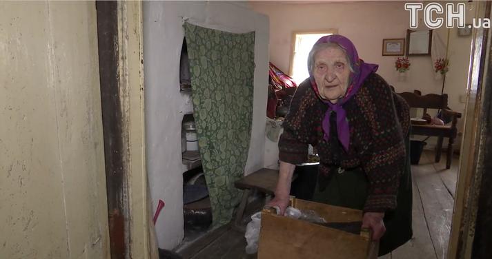 Четыре мужа и 30 лет в колхозе: 117-летняя украинка рассказала о своей жизни