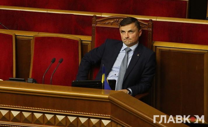 «Свободівець» Михайло Головко відчув себе прем'єром