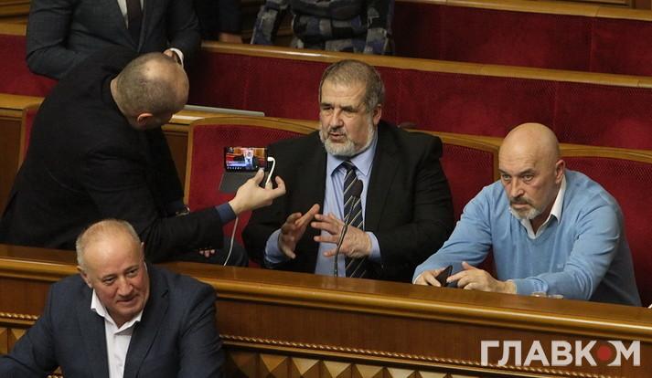 Депутат від БПП Рефат Чубаров домігся внесення в текст законопроекту згадки про Крим