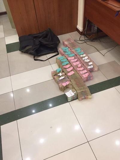 СБУ вилучила в одеського забудовника 20 млн грн та печатки фіктивних підприємств