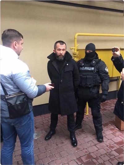 Підозрювані у тиску на іноземного інвестора на Одещині попалися на хабарах