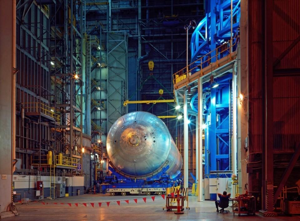 NASA строит ракету для полета на Марс