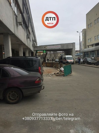 У київській лікарні відмовились допомогти безхатченку і той помер, – ЗМІ
