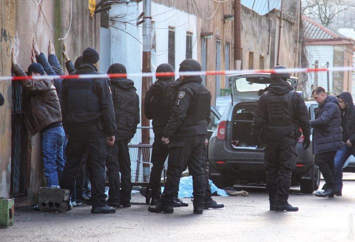 У центрі Одеси сталася перестрілка: є жертви