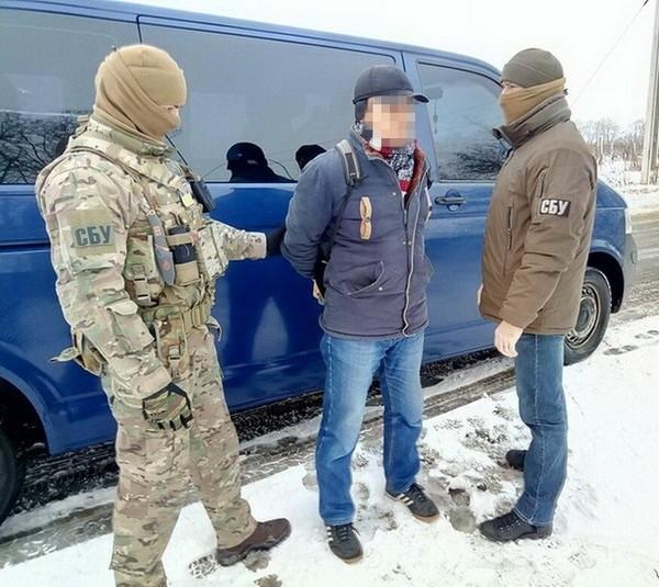 СБУ затримала екстреміста, що збирався вербувати українців