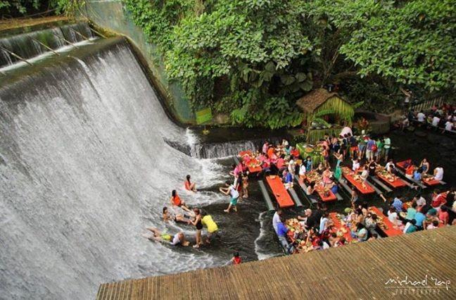 Labassin Waterfall, Филиппины<br />