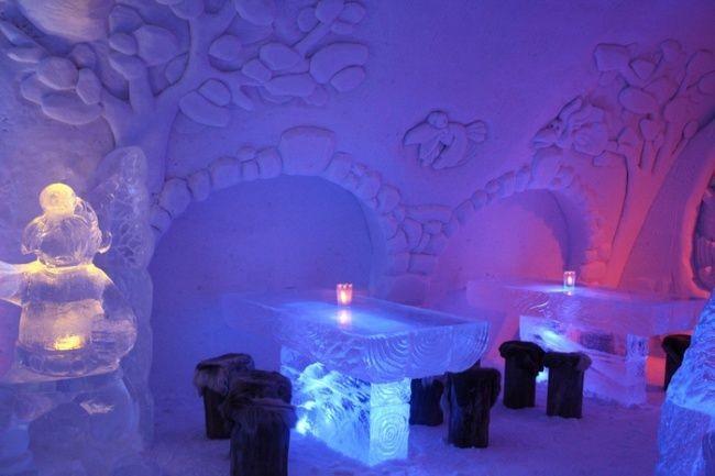 Ice Restaurant, Финляндия<br /> <br />