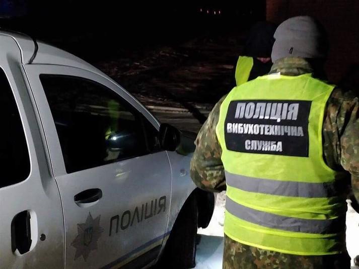 П'яний ветеран АТО під Києвом обстрілював сусідів та кидався гранатами