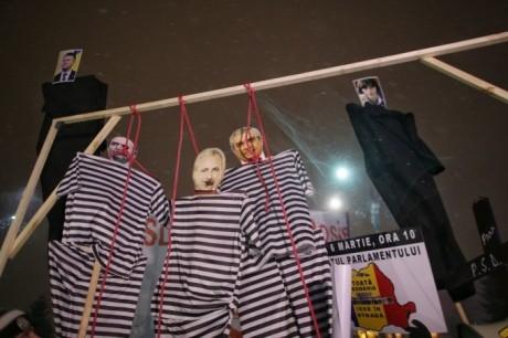 У Румунії мітингують на підтримку антикорупційного управління