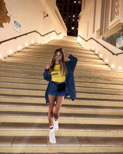 Дружина голкіпера «Динамо» вражає мережу своїми відвертими фото