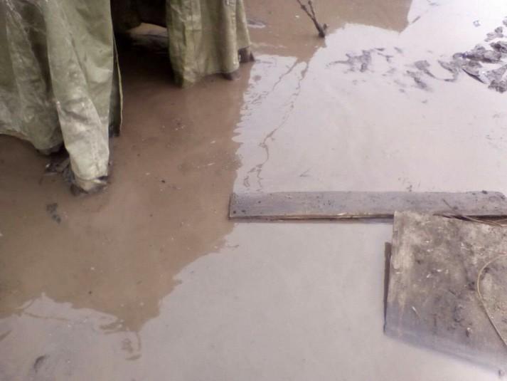 Військове командування відреагувало на фото жахливих умов на полігоні «Широкий лан»