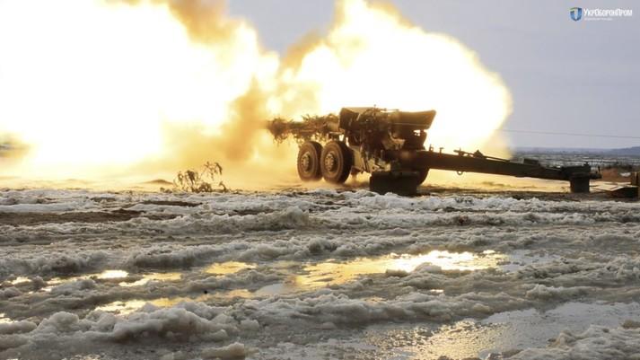 Україна успішно випробувала вітчизняні артилерійські боєприпаси