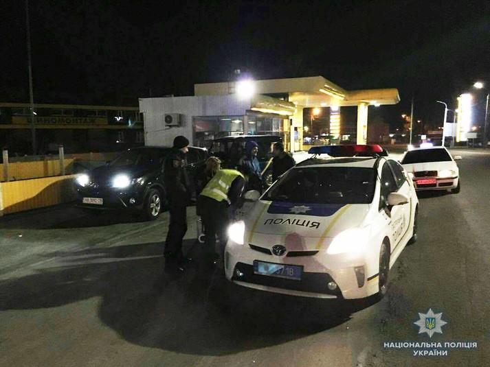 П'яний водій пропонував поліцейським $1,3 тисячу, щоб уникнути відповідальності