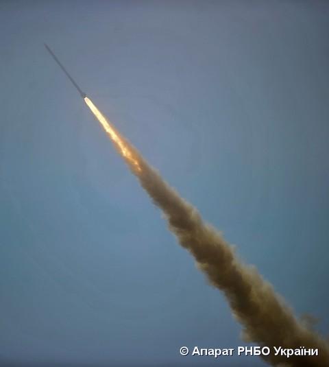 На Одещині розпочалися випробування ракетного комплексу «Вільха»