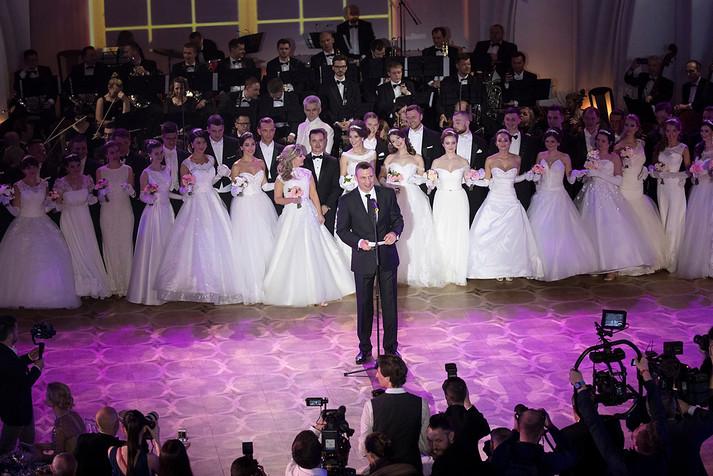 Кличко відкрив Віденський бал: опубліковано неймовірні фото