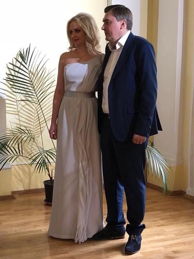 Нардеп Добродомов вдруге одружився: опубліковано фото
