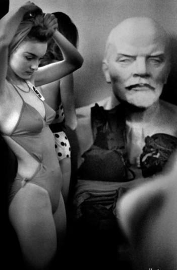 Ленін та дівчата в купальниках. Як проходив перший конкурс краси в СРСР