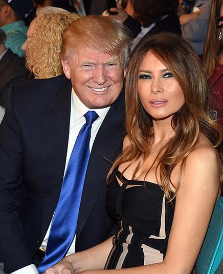 Бути дружиною президента наддержави. Ефектні фото першої леді США Меланії Трамп
