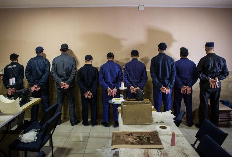подвешенная фото осужденных пожизненно человек