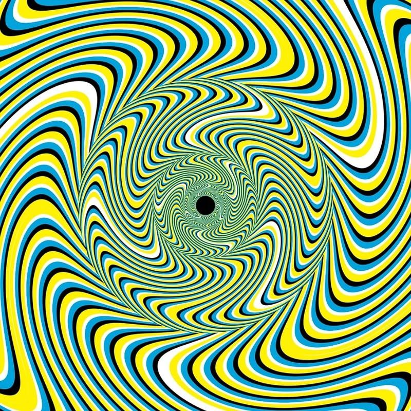 Картинки гипноза которые двигаются
