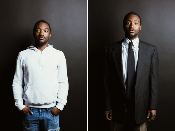 одежда меняет человека фото итоге убедился