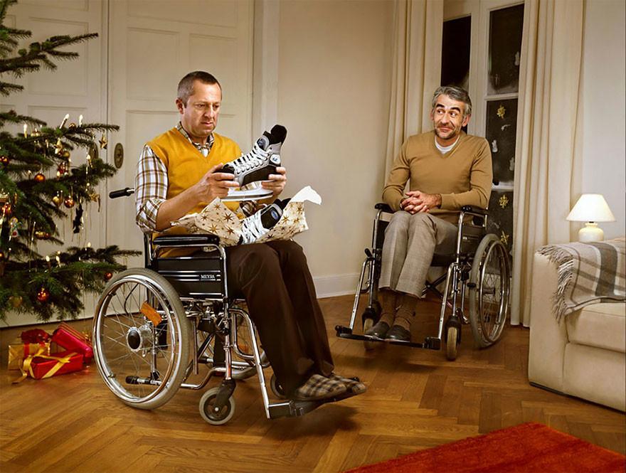 Инвалиды прикольные картинки, моем окна