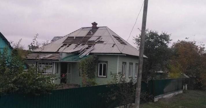 Зруйновані дахи і побиті вікна. Як виглядають руйнування від вибуху боєприпасів біля Ічні (фото)