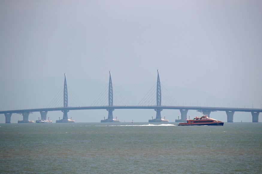 новий міст китай
