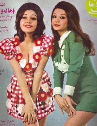 Дівчата в купальниках та міні-спідницях. Як виглядав Іран перед Ісламською  революцією fab4f79dae8cb