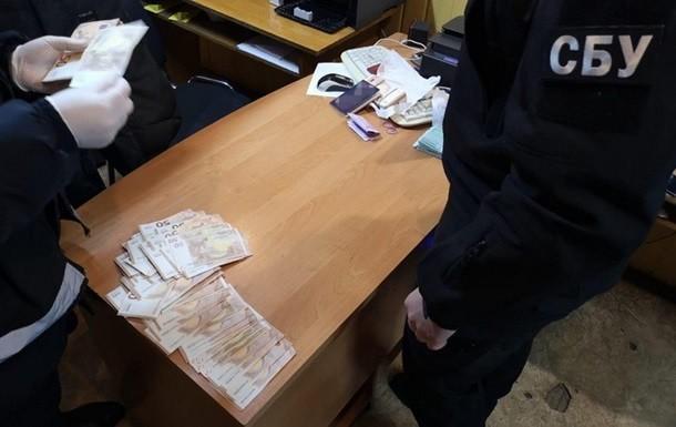 На Волині працівник СБУ відмовився від хабаря у €26 тисяч