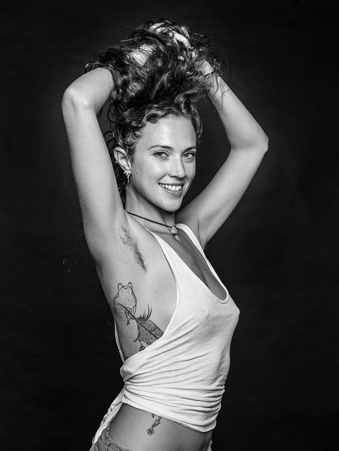 женские волосатые подмышки фото - 9