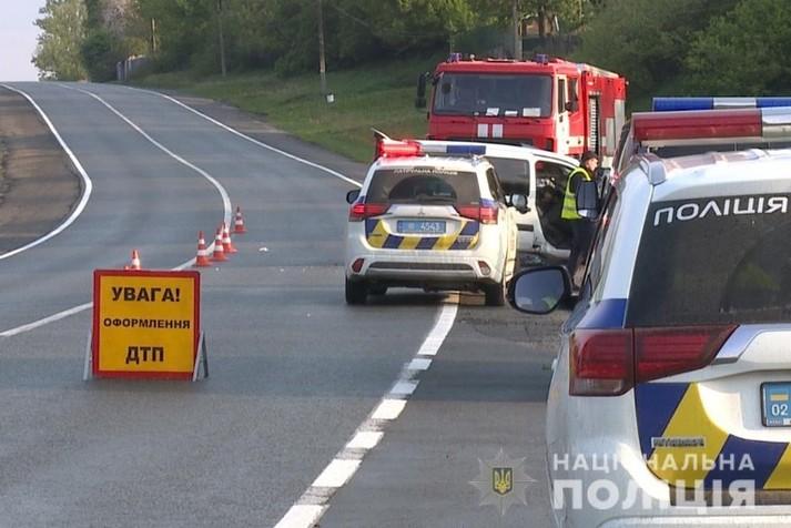 Смертельна ДТП на Вінничині: загинули четверо людей